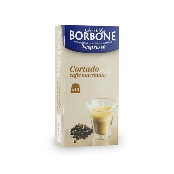 Caffè Cortado - Caffè Borbone