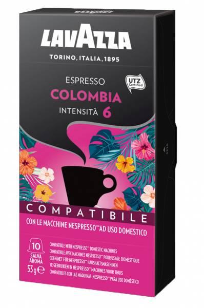 Lavazza Espresso Columbia 100% Arabica