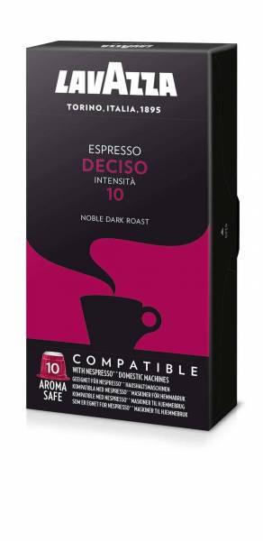 Espresso Deciso| Intensität 10