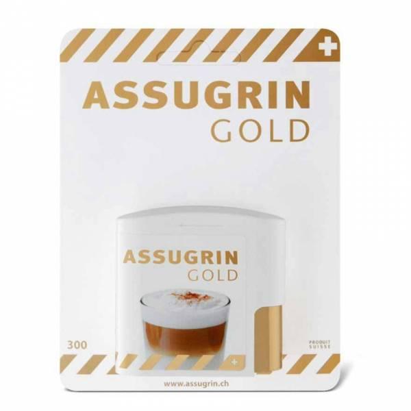 Assugrin Gold | Ergänzung zu Zucker
