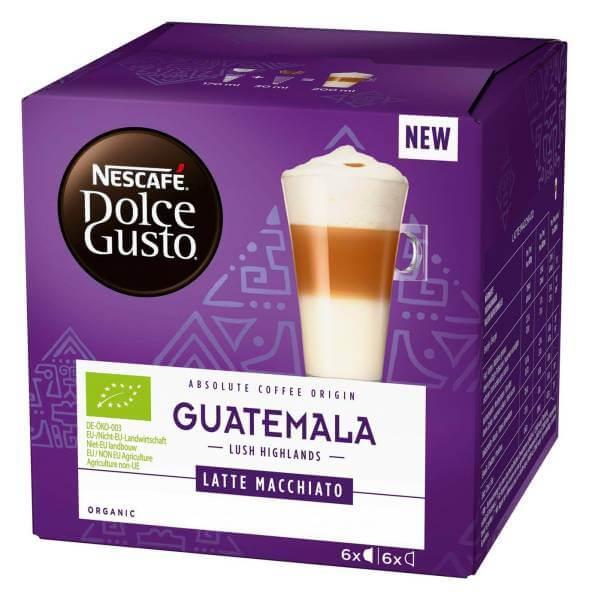 NESCAFÉ Dolce Gusto Latte Macchiato Guatemala