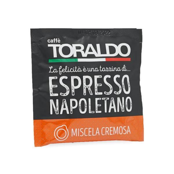 Caffè Toraldo Cremosa E.S.E Pads