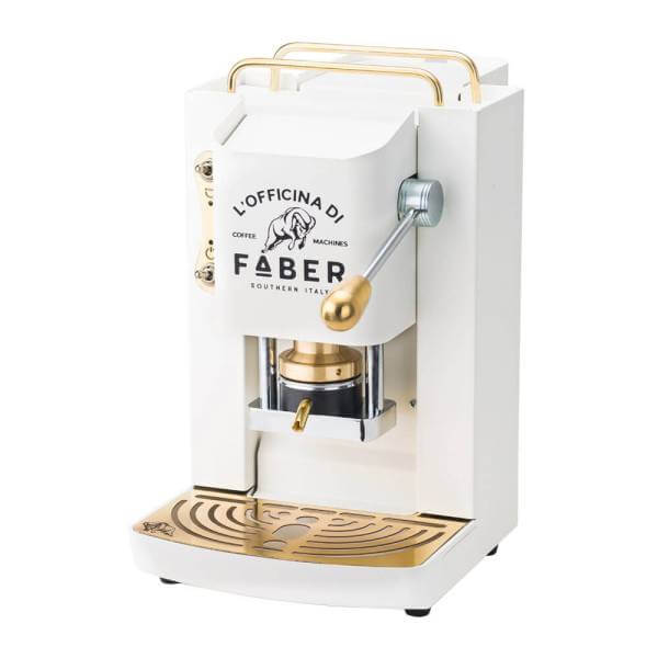 Faber Pro De Luxe - E.S.E Pads + Gratis E.S.E Pads