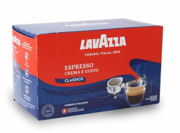 Lavazza E.S.E Pads - Espresso Crema e Gusto