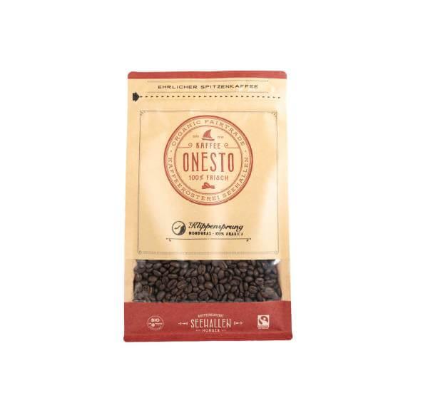 ONESTO - Klippensprung Kaffeebohnen