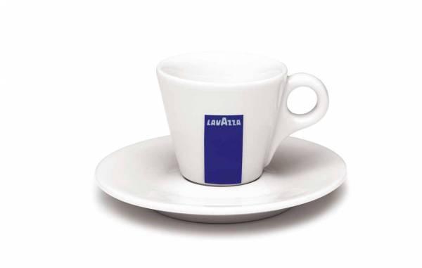 Espresso Tasse aus Porzellan | Lavazza