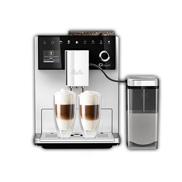 Doppelter Espresso von Melitta CI Touch
