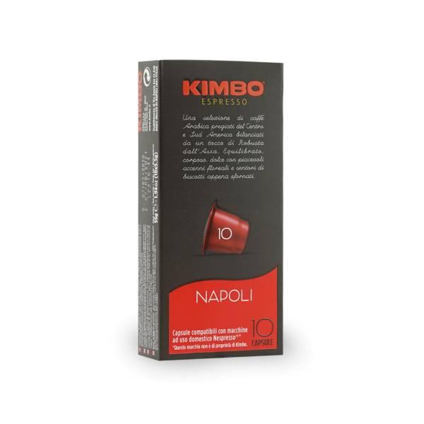 Caffè Kimbo Napoli Nespresso®