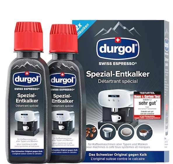 Spezial Entkalker | Durgol Swiss Espresso