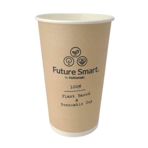 Bio Pappbecher für Kaffee 200ml