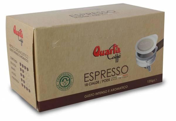 Quarta Caffè E.S.E Pads