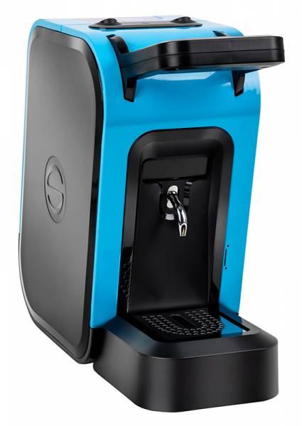 Spinel Ciao in Blau E.S.E Pads Kaffeemaschine
