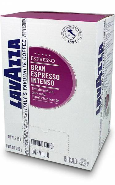 Lavazza Gran Espresso Intenso 44mm Pads