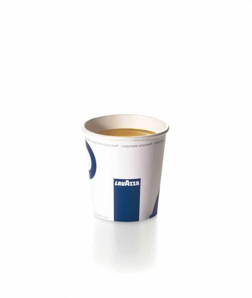 Espressobecher Lavazza Pappkarton | Espressa