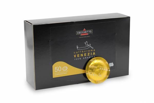 Venezia Cecchetto 100% Arabica für Kaffee Lungo