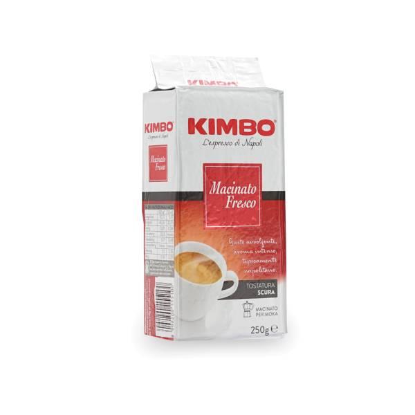 Kimbo Macinato Fresco 250g Kaffee gemahlen
