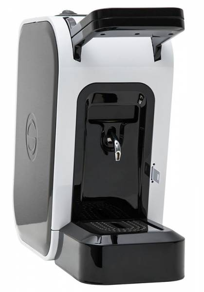 Spinel Ciao in Weiss E.S.E Pads Kaffeemaschine