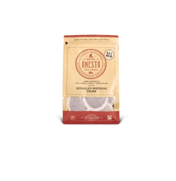 Onesto Seehallen E.S.E Pads Bio & Fairtrade