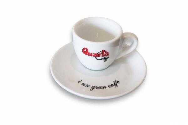 Espresso Tasse von Quarta Caffè