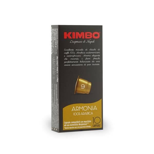 Kimbo Armonia 100% Arabica Nespresso®