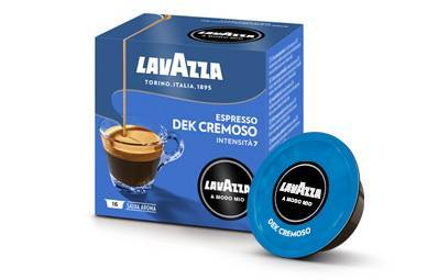 Lavazza Espresso DEK Cremoso