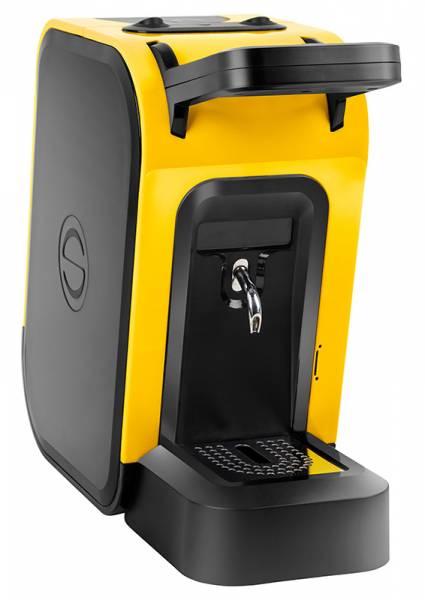 Spinel Ciao in Gelb E.S.E Pads Kaffeemaschine
